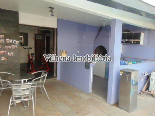 CHURRASQUEIRA - Casa em Condominio À VENDA, Taquara, Rio de Janeiro, RJ - P130598 - 9