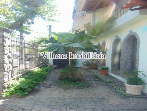 FRENTE - Casa em Condominio Rua Guapimirim,Vila Valqueire,Rio de Janeiro,RJ À Venda,3 Quartos,284m² - P130615 - 12