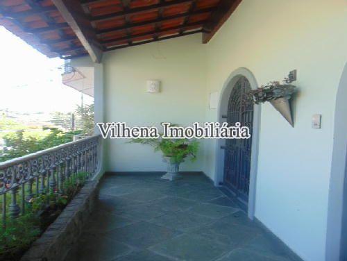 VARANDA - Casa em Condominio Rua Guapimirim,Vila Valqueire,Rio de Janeiro,RJ À Venda,3 Quartos,284m² - P130615 - 19
