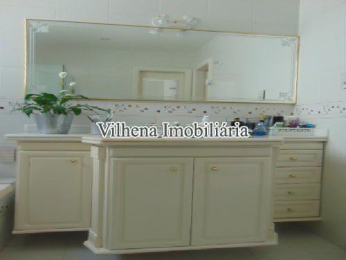 BANHEIRO SUÍTE - Casa em Condominio Rua Guapimirim,Vila Valqueire,Rio de Janeiro,RJ À Venda,3 Quartos,284m² - P130615 - 23