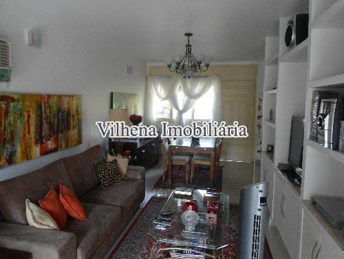 FOTO17 - Casa em Condomínio à venda Rua Percy Lau,Pechincha, Rio de Janeiro - R$ 630.000 - P140153 - 1