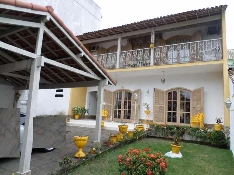 1 - Casa em Condominio Rua dos Poemas,Freguesia (Jacarepaguá),Rio de Janeiro,RJ À Venda,4 Quartos,267m² - P140190 - 1