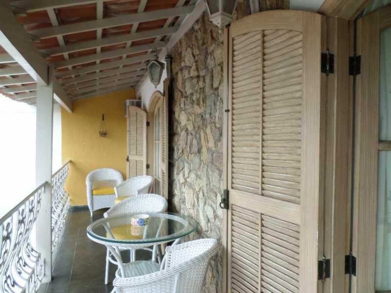 9 - Casa em Condominio Rua dos Poemas,Freguesia (Jacarepaguá),Rio de Janeiro,RJ À Venda,4 Quartos,267m² - P140190 - 9