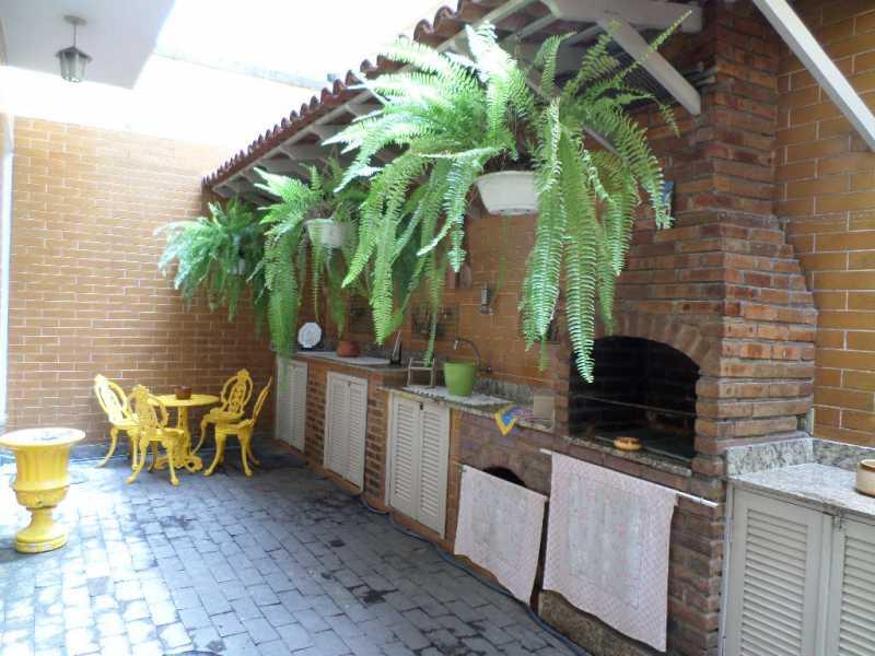 14 - Casa em Condominio Rua dos Poemas,Freguesia (Jacarepaguá),Rio de Janeiro,RJ À Venda,4 Quartos,267m² - P140190 - 13