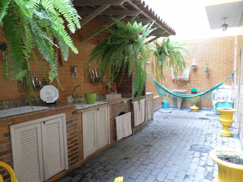 15 - Casa em Condominio Rua dos Poemas,Freguesia (Jacarepaguá),Rio de Janeiro,RJ À Venda,4 Quartos,267m² - P140190 - 14