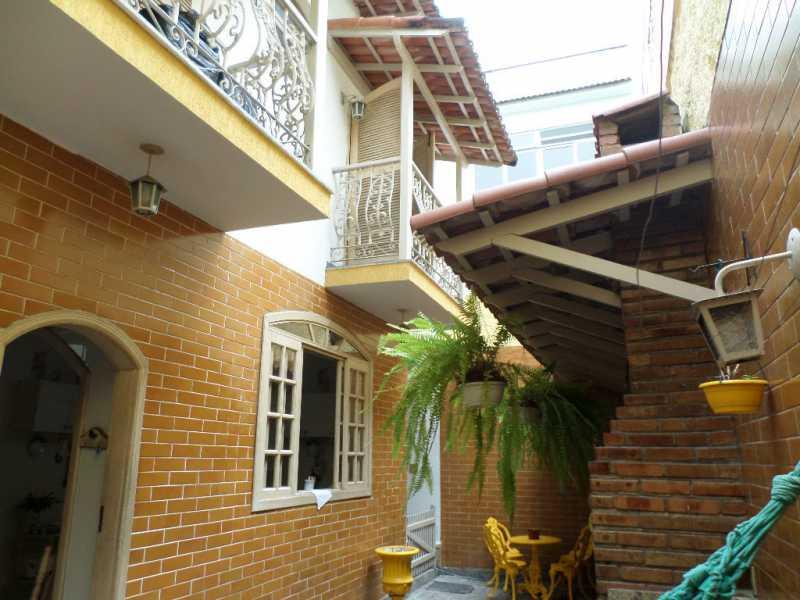 16 - Casa em Condominio Rua dos Poemas,Freguesia (Jacarepaguá),Rio de Janeiro,RJ À Venda,4 Quartos,267m² - P140190 - 15