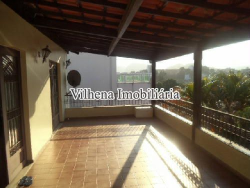 FOTO1 - Casa em Condominio À VENDA, Taquara, Rio de Janeiro, RJ - P140199 - 3