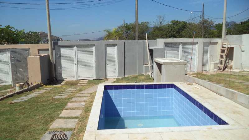 1 - Casa em Condominio Rua Dilson Funaro,Pechincha,Rio de Janeiro,RJ À Venda,4 Quartos,210m² - P140223 - 1