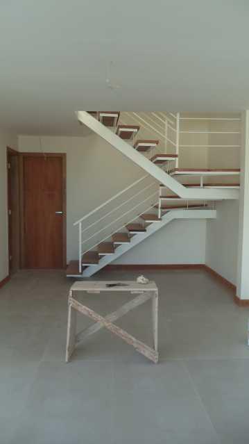 3 - Casa em Condominio Rua Dilson Funaro,Pechincha,Rio de Janeiro,RJ À Venda,4 Quartos,210m² - P140223 - 4