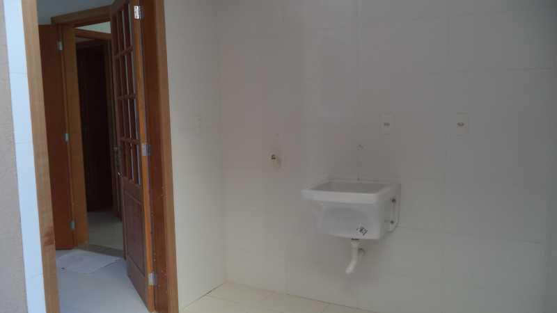 13 - Casa em Condominio Rua Dilson Funaro,Pechincha,Rio de Janeiro,RJ À Venda,4 Quartos,210m² - P140223 - 14
