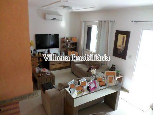 FOTO1 - Casa em Condomínio à venda Rua Moreira Campos,Pechincha, Rio de Janeiro - R$ 1.300.000 - P140233 - 1