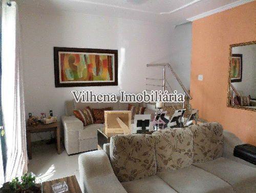 FOTO2 - Casa em Condomínio à venda Rua Moreira Campos,Pechincha, Rio de Janeiro - R$ 1.300.000 - P140233 - 3