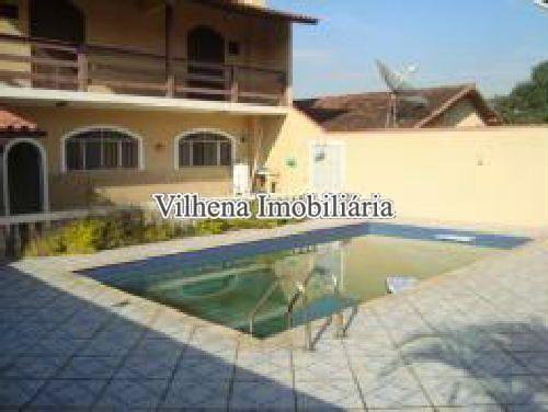 FOTO1 - Casa em Condominio À VENDA, Freguesia (Jacarepaguá), Rio de Janeiro, RJ - P150057 - 1