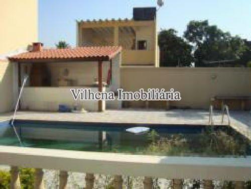 FOTO12 - Casa em Condominio À VENDA, Freguesia (Jacarepaguá), Rio de Janeiro, RJ - P150057 - 13