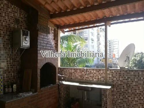 FOTO18 - Casa de Vila Rua Pereira Frazão,Praça Seca,Rio de Janeiro,RJ À Venda,2 Quartos,102m² - P320125 - 19