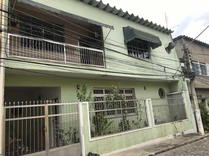 01 - Casa de Vila Rua Barão,Praça Seca,Rio de Janeiro,RJ À Venda,4 Quartos,149m² - P340025 - 1