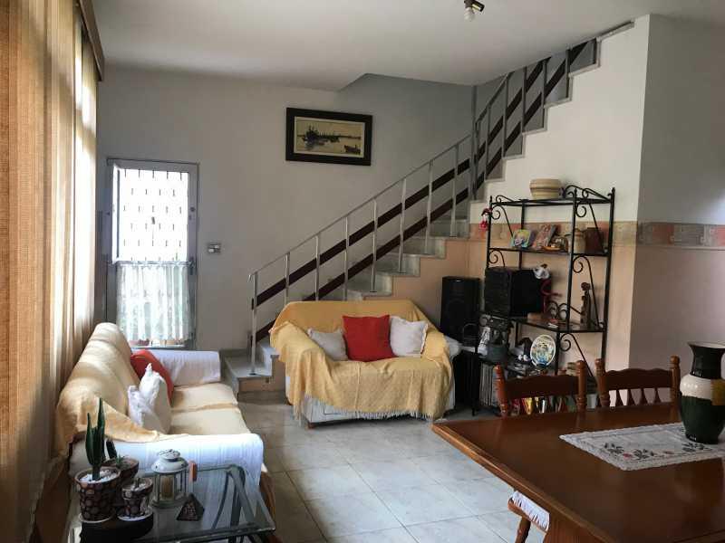 04 - Casa de Vila Rua Barão,Praça Seca,Rio de Janeiro,RJ À Venda,4 Quartos,149m² - P340025 - 5