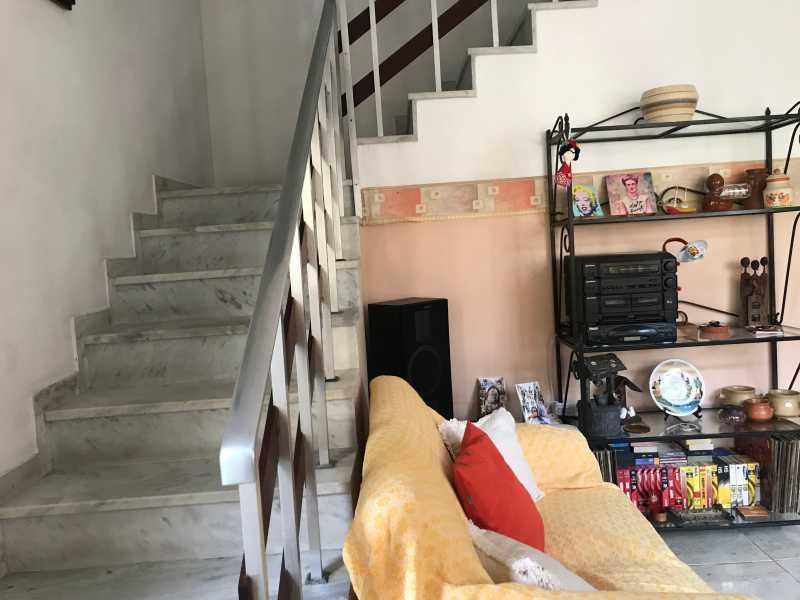 08 - Casa de Vila Rua Barão,Praça Seca,Rio de Janeiro,RJ À Venda,4 Quartos,149m² - P340025 - 8