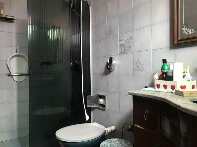 11 - Casa de Vila Rua Barão,Praça Seca,Rio de Janeiro,RJ À Venda,4 Quartos,149m² - P340025 - 11