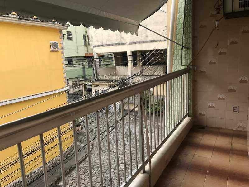 12 - Casa de Vila Rua Barão,Praça Seca,Rio de Janeiro,RJ À Venda,4 Quartos,149m² - P340025 - 12