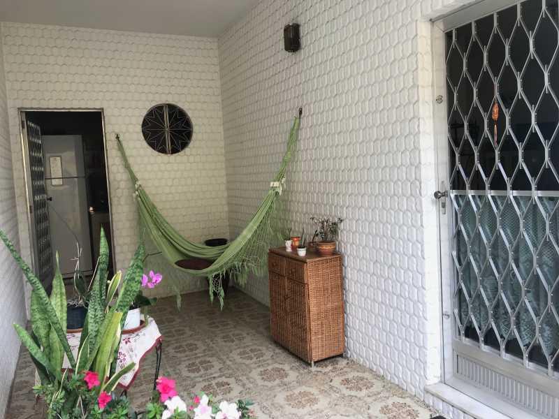 20 - Casa de Vila Rua Barão,Praça Seca,Rio de Janeiro,RJ À Venda,4 Quartos,149m² - P340025 - 20