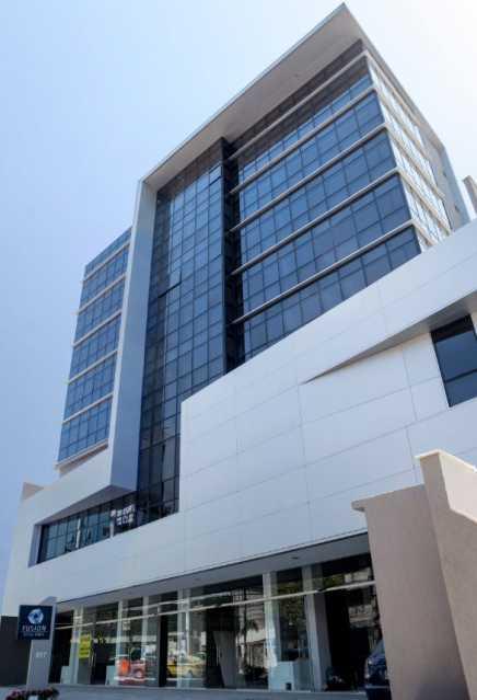 fachada - Loja Avenida Geremário Dantas,Pechincha,Rio de Janeiro,RJ À Venda,145m² - P700015 - 1