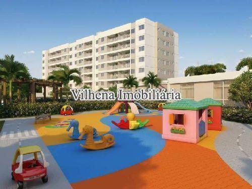 FOTO5 - Apartamento Estrada dos Bandeirantes,Camorim,Rio de Janeiro,RJ À Venda,2 Quartos,63m² - PA22603 - 6