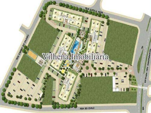 FOTO14 - Apartamento Estrada dos Bandeirantes,Camorim,Rio de Janeiro,RJ À Venda,2 Quartos,63m² - PA22603 - 14