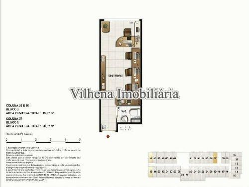FOTO8 - Sala Comercial Rua Lopo Saraiva,Pechincha,Rio de Janeiro,RJ À Venda,20m² - PS00089 - 9