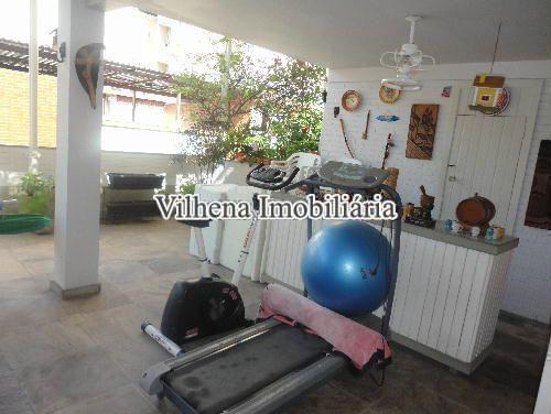 FOTO12 - Casa de Vila Rua Dona Delfina,Tijuca, Rio de Janeiro, RJ À Venda, 5 Quartos, 226m² - T350004 - 17