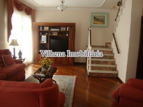 FOTO1 - Casa à venda Rua Alfredo Pujol,Grajaú, Rio de Janeiro - R$ 1.300.000 - T440047 - 1