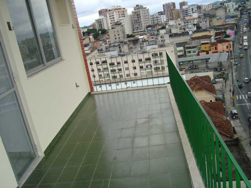DSC07049 - Apartamento Para Venda e Aluguel - Méier - Rio de Janeiro - RJ - TA10126 - 11