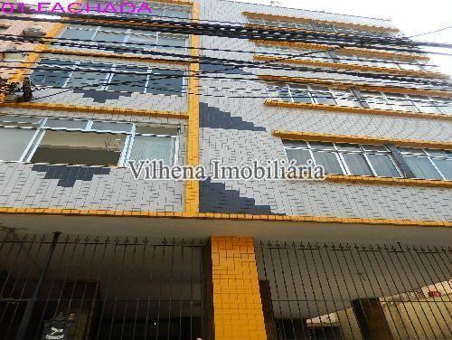 FOTO1 - Apartamento Rua do Bispo,Rio Comprido,Rio de Janeiro,RJ À Venda,1 Quarto,53m² - TA10227 - 13
