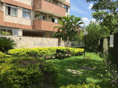 FOTO1 - Cobertura 4 quartos à venda Pechincha, Rio de Janeiro - R$ 500.000 - F540160 - 1