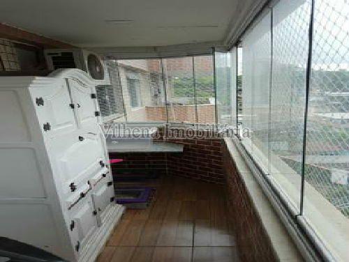 FOTO2 - Cobertura 4 quartos à venda Pechincha, Rio de Janeiro - R$ 500.000 - F540160 - 3