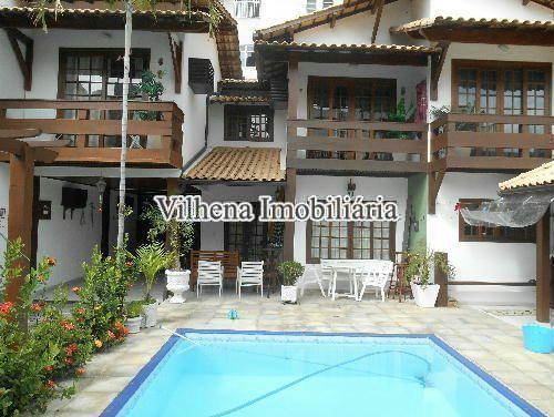 FOTO30 - Casa em Condomínio à venda Rua Ituverava,Anil, Rio de Janeiro - R$ 1.300.000 - F130335 - 1