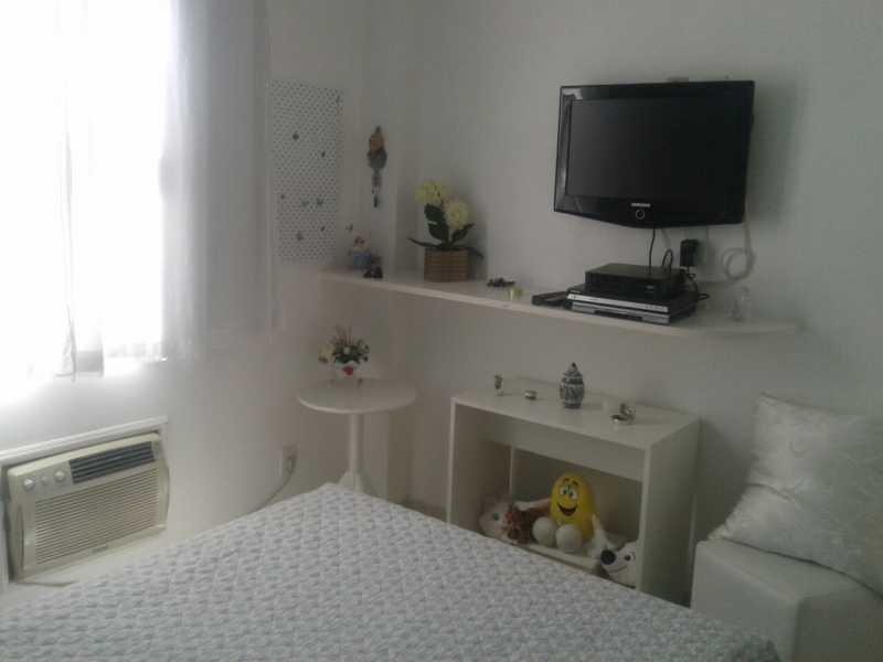 QUARTO - Apartamento Rua Joaquim Meier,Méier, Rio de Janeiro, RJ À Venda, 2 Quartos, 65m² - MEAP20006 - 5