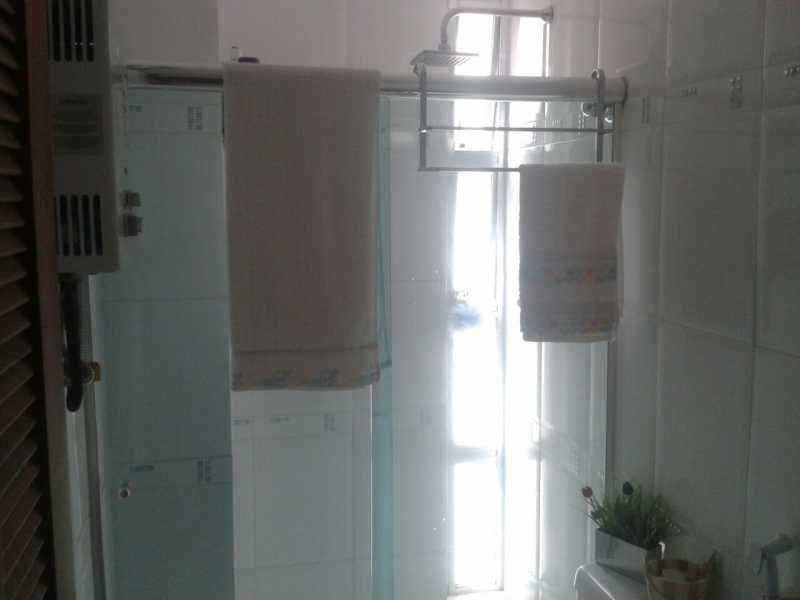 BANHEIRO - Apartamento Rua Joaquim Meier,Méier, Rio de Janeiro, RJ À Venda, 2 Quartos, 65m² - MEAP20006 - 13