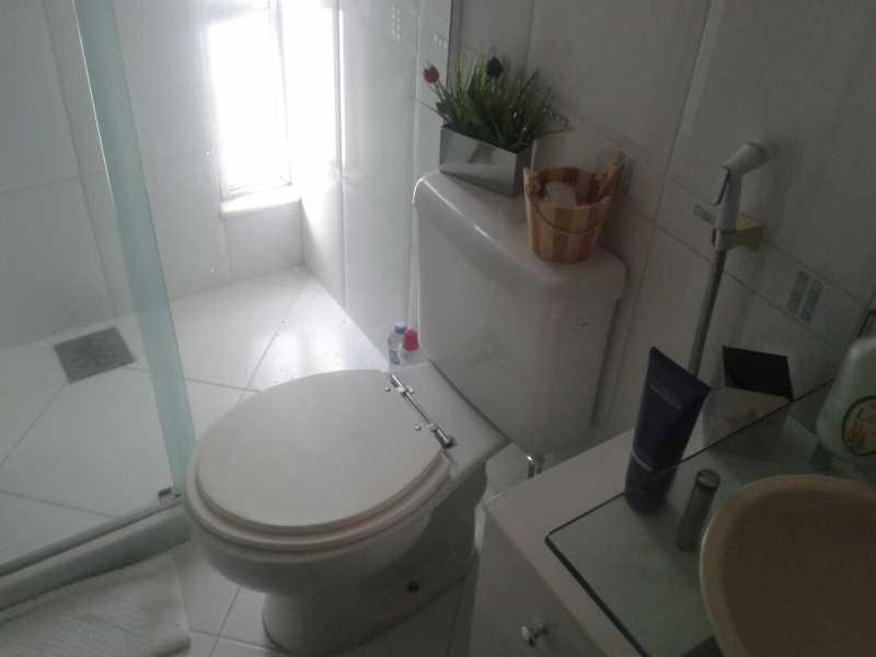 BANHEIRO 2 - Apartamento Rua Joaquim Meier,Méier, Rio de Janeiro, RJ À Venda, 2 Quartos, 65m² - MEAP20006 - 15