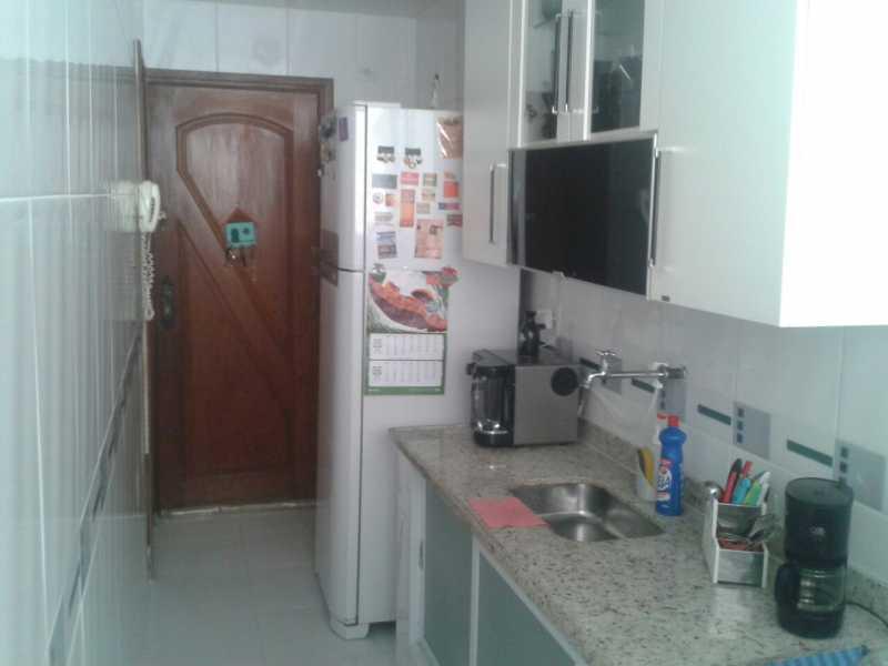 COZINHA 1 - Apartamento Rua Joaquim Meier,Méier, Rio de Janeiro, RJ À Venda, 2 Quartos, 65m² - MEAP20006 - 17