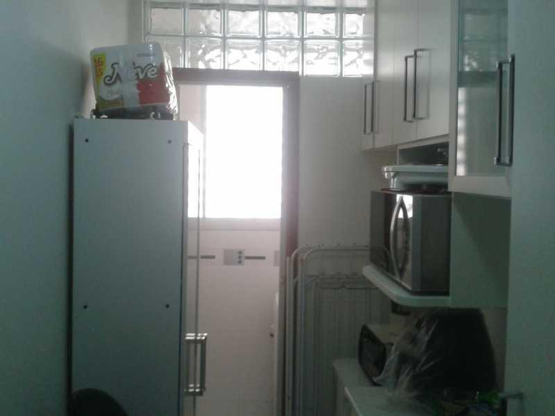 COZINHA 3 - Apartamento Rua Joaquim Meier,Méier, Rio de Janeiro, RJ À Venda, 2 Quartos, 65m² - MEAP20006 - 19