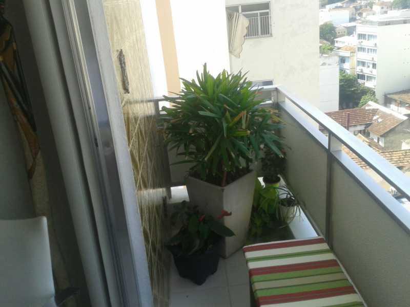 VARANDA 1 - Apartamento Rua Joaquim Meier,Méier, Rio de Janeiro, RJ À Venda, 2 Quartos, 65m² - MEAP20006 - 23