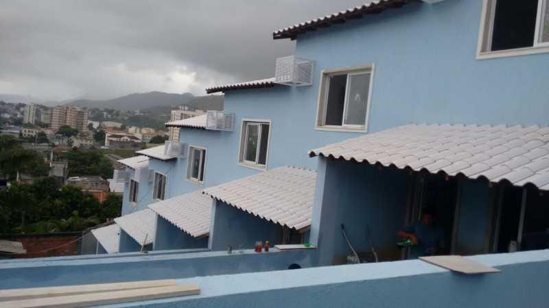 39be87f4-f727-43f0-9403-309759 - Casa em Condomínio à venda Rua Cruz e Sousa,Encantado, Rio de Janeiro - R$ 350.000 - MECN20003 - 12
