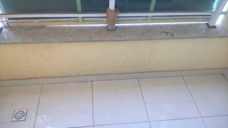 02 - Apartamento Rua Barbosa da Silva,Riachuelo, Rio de Janeiro, RJ À Venda, 2 Quartos, 59m² - MEAP20027 - 3