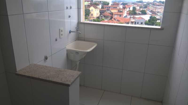 16 - Apartamento Rua Barbosa da Silva,Riachuelo, Rio de Janeiro, RJ À Venda, 2 Quartos, 59m² - MEAP20027 - 17