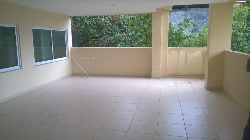 17 - Apartamento Rua Barbosa da Silva,Riachuelo, Rio de Janeiro, RJ À Venda, 2 Quartos, 59m² - MEAP20027 - 18