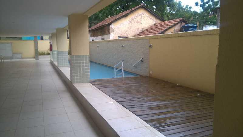18 - Apartamento Rua Barbosa da Silva,Riachuelo, Rio de Janeiro, RJ À Venda, 2 Quartos, 59m² - MEAP20027 - 19