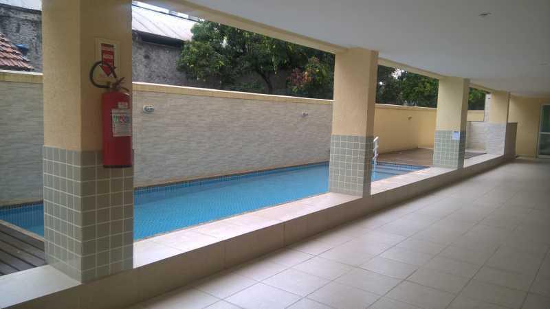 19 - Apartamento Rua Barbosa da Silva,Riachuelo, Rio de Janeiro, RJ À Venda, 2 Quartos, 59m² - MEAP20027 - 20
