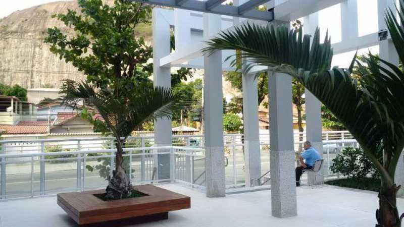 4 - Sala Comercial 50m² à venda Pechincha, Rio de Janeiro - R$ 250.000 - FRSL00004 - 5