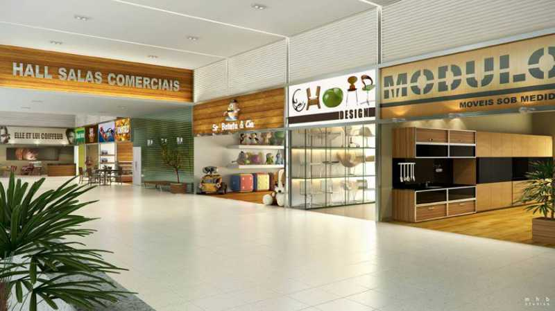 1 - Sala Comercial À VENDA, Freguesia (Jacarepaguá), Rio de Janeiro, RJ - FRSL00012 - 3